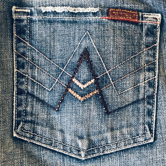 7 For All Mankind Denim - 7 For All Mankind A Pocket Jeans Size 27 Misses